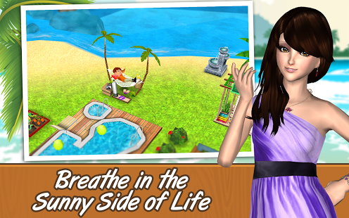 Paradise Resort - Free Island