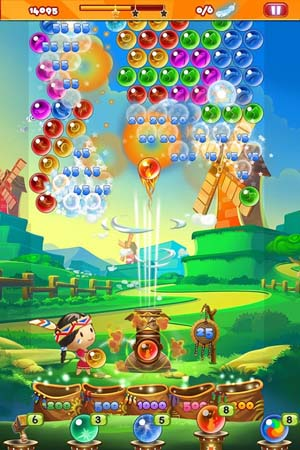 Bubble Dragon Shooter HD