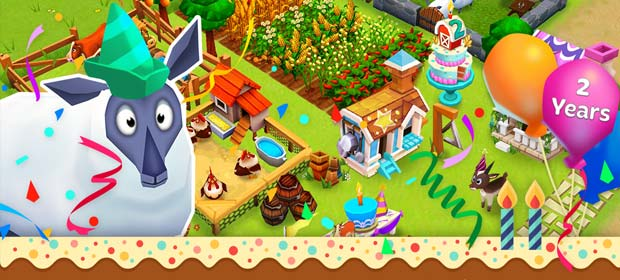 Farm Story 2: Birthday Party