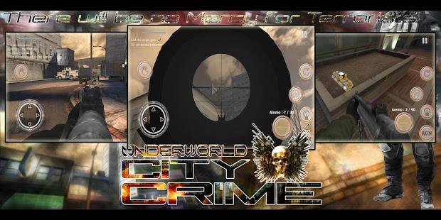Underworld City Crime
