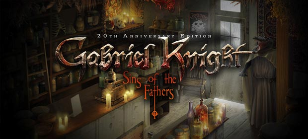 Gabriel Knight Sins of Fathers