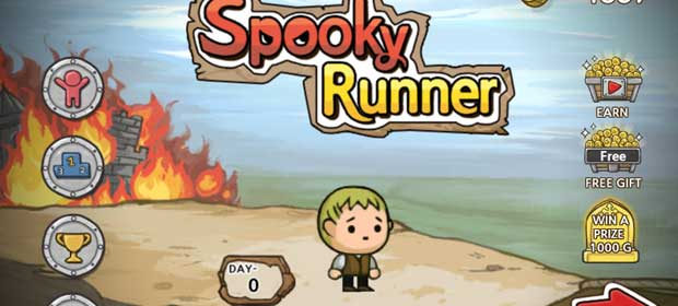 Spooky Runner