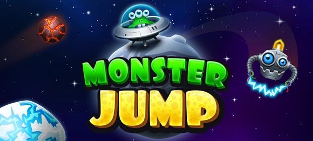Monster Jump: Galaxy