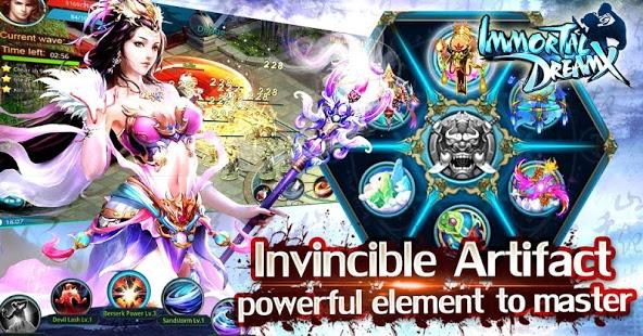 Immortal DreamX