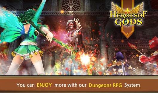 HOG - Heroes of Gods