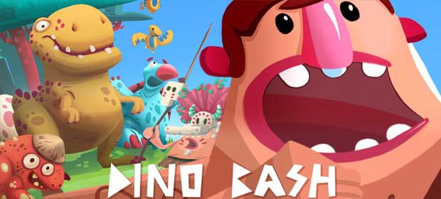 Dino Bash - Dinos vs Cavemen