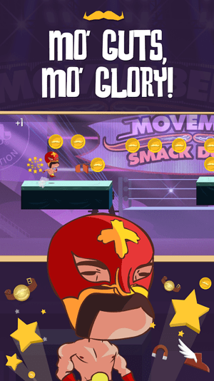 Run Mo Run! - A Movember Game