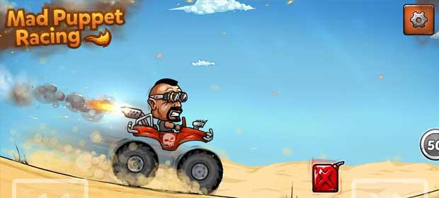 Mad Puppet Racing- Big Hill