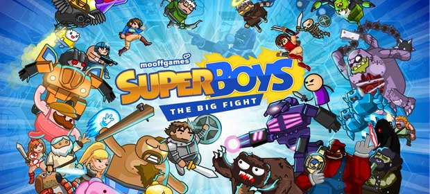 Super Boys - The Big Fight