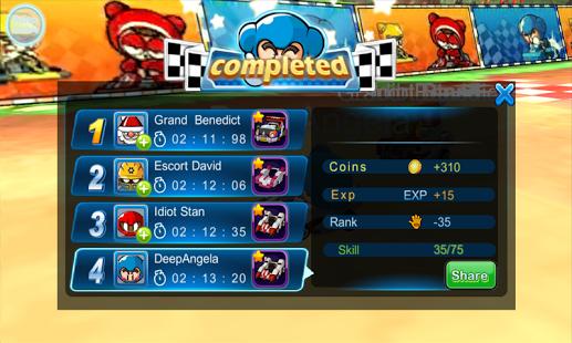Speed Racing Kart