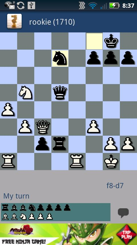 Chess Time -Multiplayer Chess