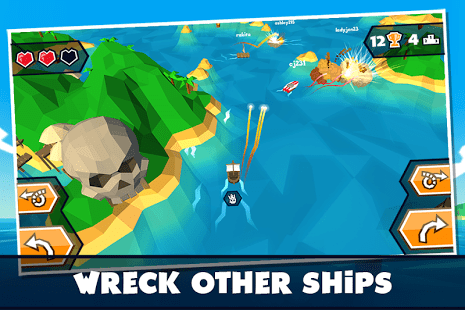 Shiprekt - Multiplayer Game