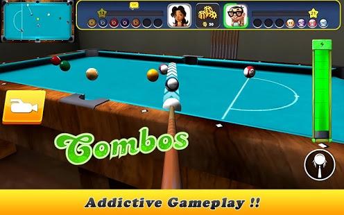 Real Snooker Billiard Pool 2