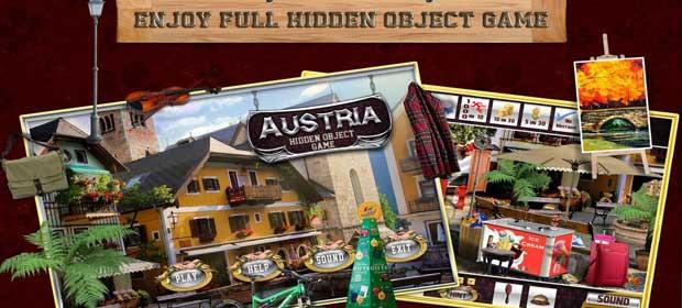 Austria New Free Hidden Object