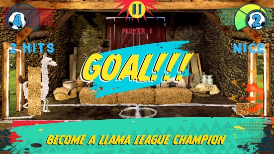 Shaun the Sheep - Llama League