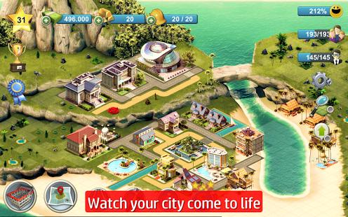City Island 4: Sim Town Tycoon