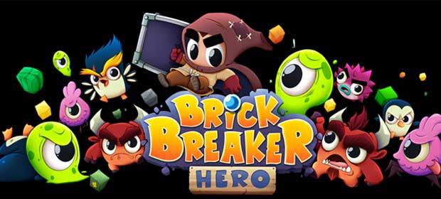 Brick Breaker Hero
