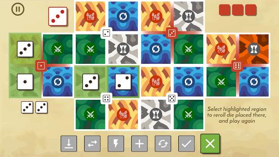 Land 6 Board Game