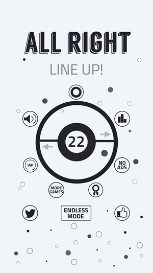 All Right - Line Up!