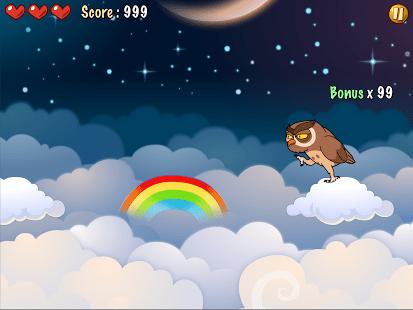 Owl Dash - A Rhythm Game
