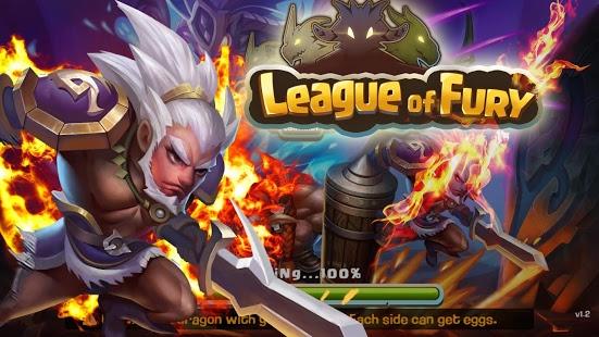League of Fury