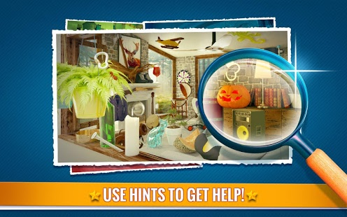 Hidden Objects Living Room