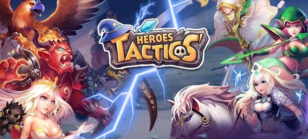 Heroes Tactics: War & Strategy