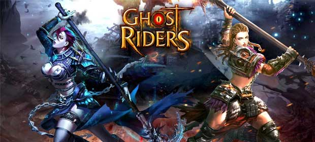 Ghost Riders: Guerre du Chaos