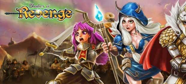 Blades of Revenge: RPG Puzzle