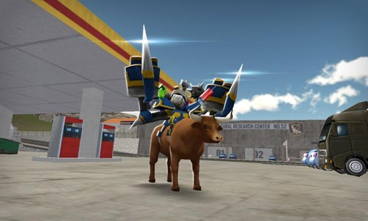 Bull Simulator 3D