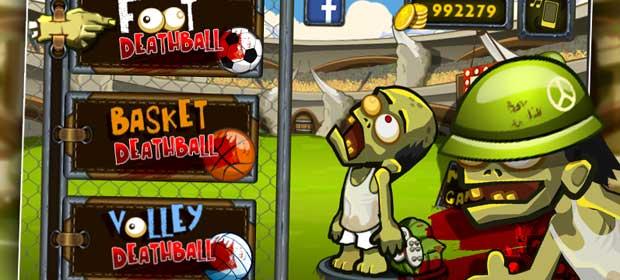 Zombie Smashball