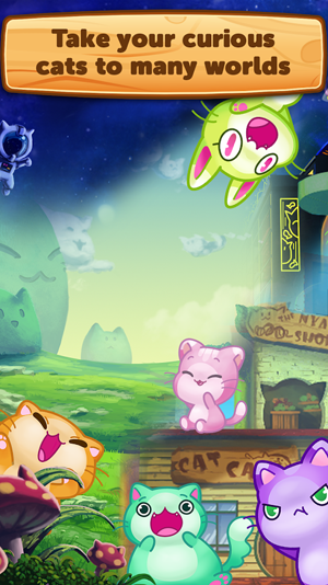 Kitty Pawp: Bubble Shooter