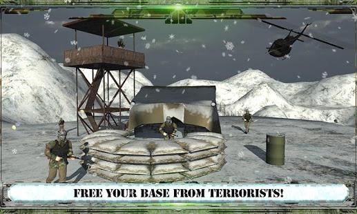 Navy Seal Sniper Winter War
