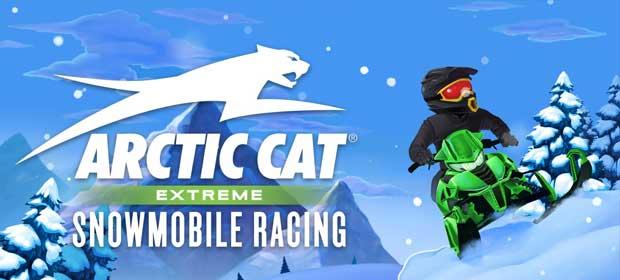 Arctic Cat Snowmobile Racing