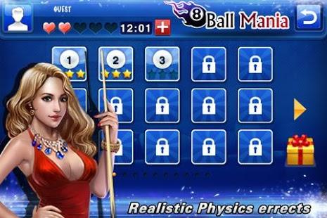 8 Ball Mania