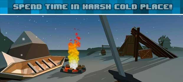 Winter Craft Survival Sim 3D