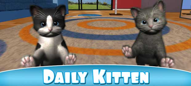 Daily Kitten : virtual cat pet