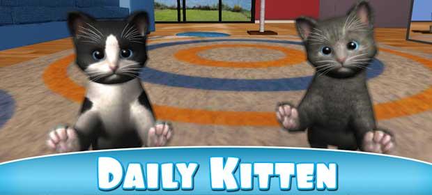 Daily Kitten : virtual cat pet