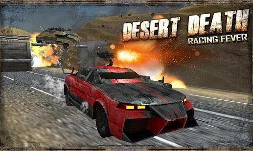 Desert Death Racing Fever 3D