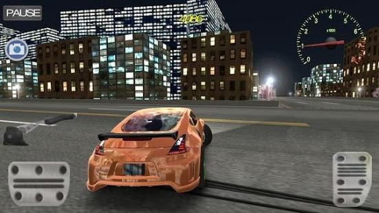 JDM Drift Night Simulator