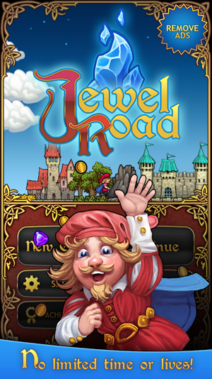 Jewel Road - Fantasy Match 3