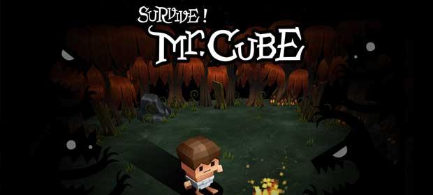 Survive Mr.cube
