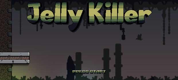 Jelly Killer Retro Platformer