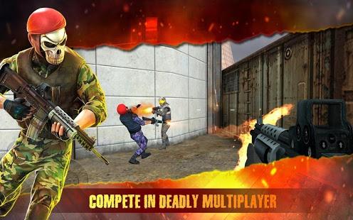 SmokeHead - FPS Multiplayer