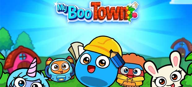 My Boo Town - City Builder