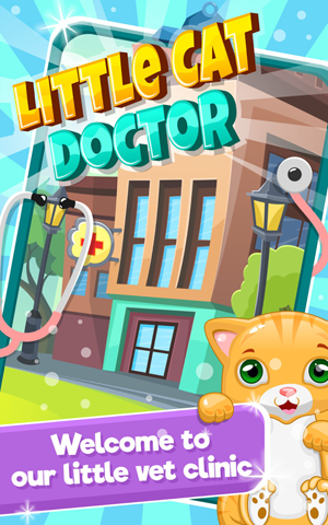 Little Cat Doctor:Pet Vet Game