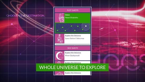 Escape Universe: Space Beyond