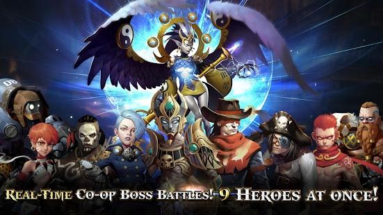 Heroes of Skyrealm (Unreleased)
