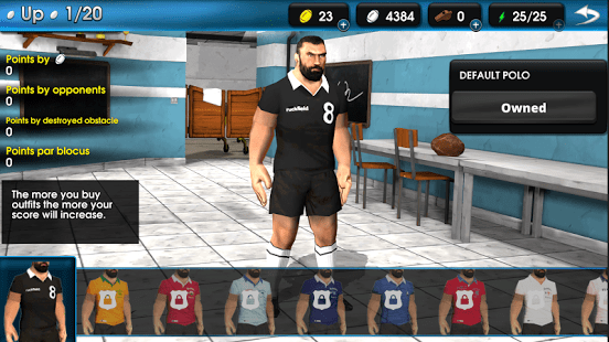 Chabal Run