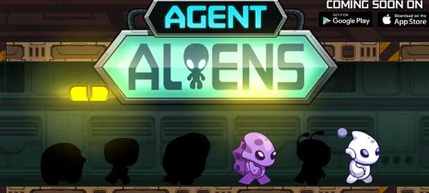 Agent Aliens (Unreleased)